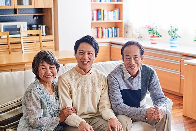 財産管理を目的とした家族信託