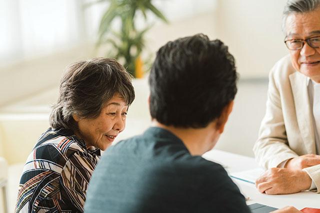 長引く遺産分割協議により将来の不安を家族信託で解消した事例
